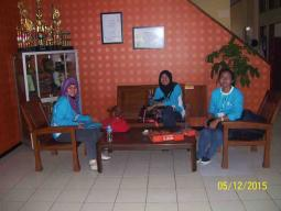 Pelatihan Calon Auditor Sertifikasi PHL IFCC Mei 2015